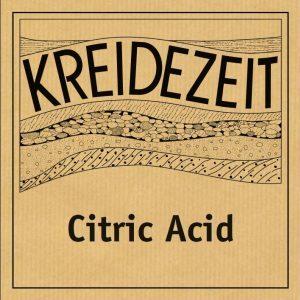 Kreidezeit Citric Acid