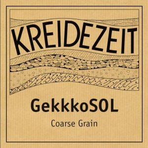 Kreidezeit GekkkoSOL Coarse Grain