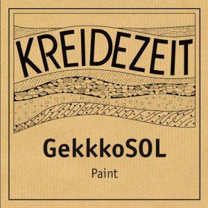 Kreidezeit GekkkoSOL Paint