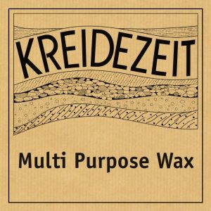 Kreidezeit Multi Purpose Wax label