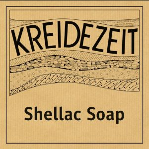 Kreidezeit Shellac Soap