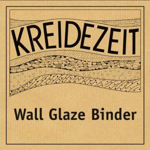 Kreidezeit Wall Glaze Binder
