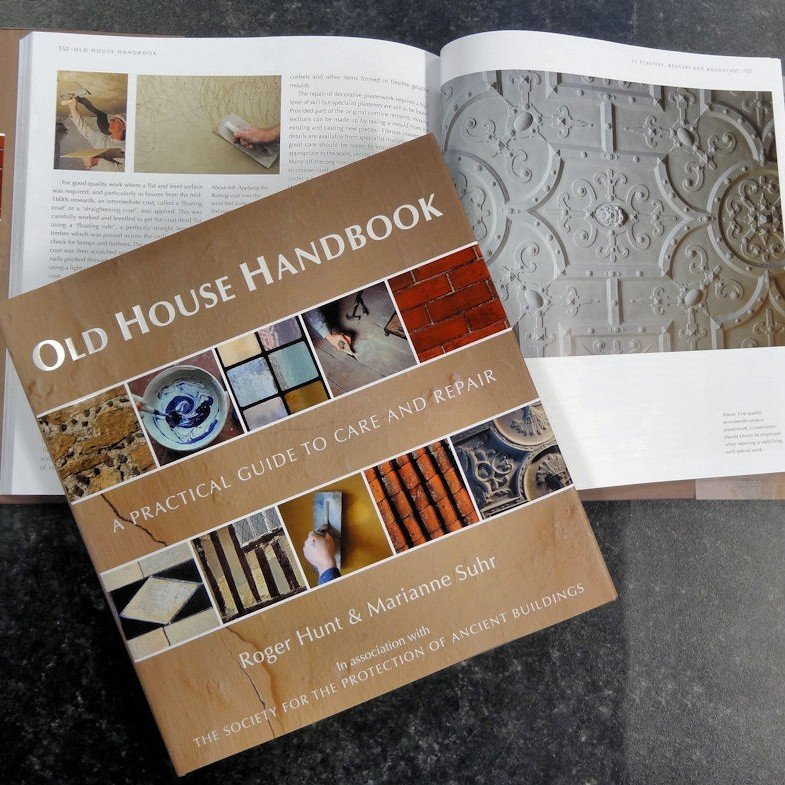 Old house handbook a practical guide to care and repair for Classic house walkthrough