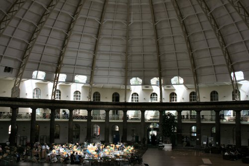Buxton Dome Once The World S Largest Dome Mike Wye