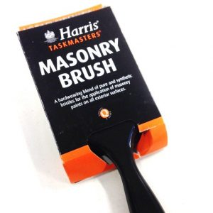 Harris Taskmaster Masonry Brush 4""