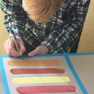 Natural Paint Course