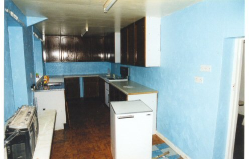 Tyrella House 1970 S Kitchen Before Furbishment Mike Wye