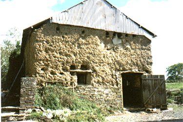 Barn Before