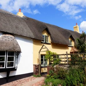 Traditional cob and stone builders Devon