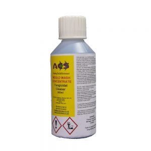 ACS Mould Wash Concentrate Fungicidal Cleaner