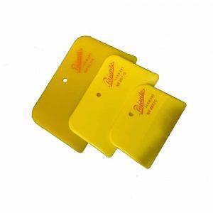 Plastic Spatula Set