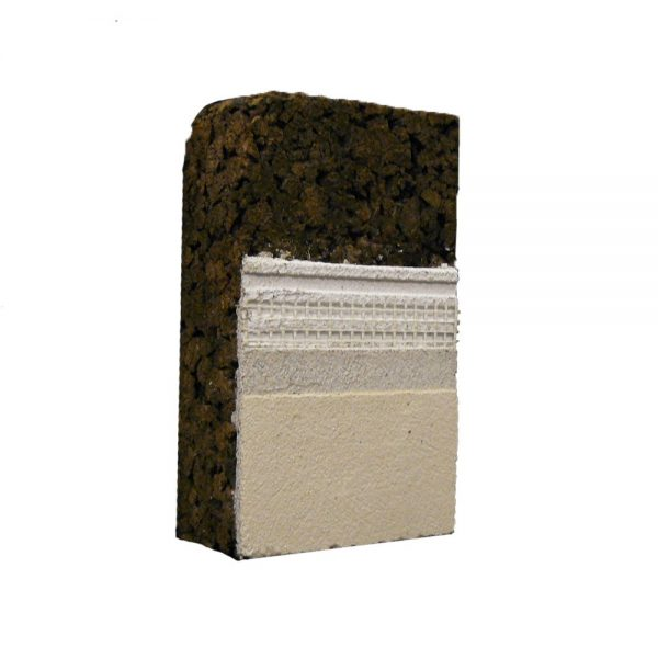 Cork board insulation secilvit natural insulation - Cork insulation home ...