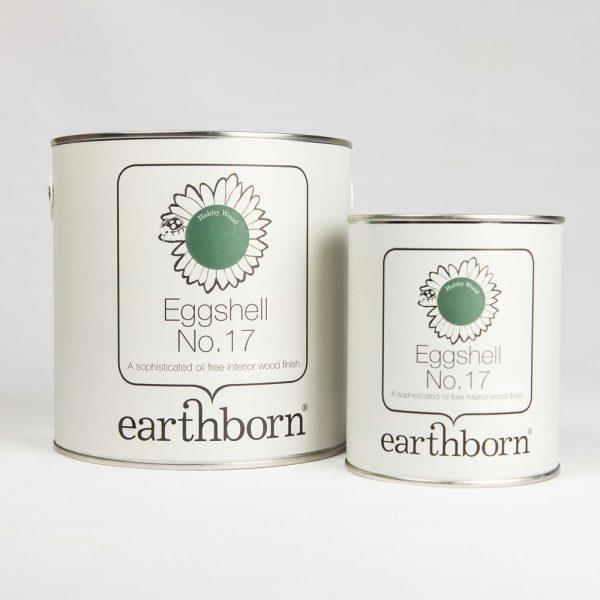 Earthborn Eggshell No.17