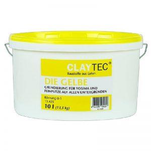 Claytec Yellow Primer (DIE GELBE) - 10 litre