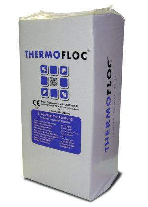 Thermofloc Loose Fill Bag Blue